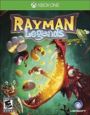 NUOVO Rayman Legends (MICROSOFT XBOX ONE 1, 2013) FORMATO NTSC