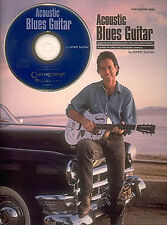 Acoustic Blues Learn to Play Slide Bottleneck Guitar TAB Music Book & CD