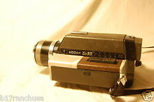"""Kodak"" Rangefinder XL55 Super 8mm Movie Camera Ektar Lens Vintage PARTS ONLY"