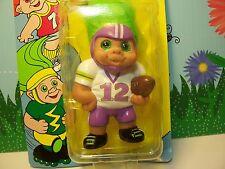 "1992 Football Player - 5"" Sky Kids, Inc. - New On Card - Very Rare"