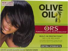 Organic Root Stimulator No Lye Hair Relaxer  (Extra Strength)