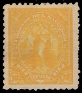 EL SALVADOR 138 - Allegory of Peace (pa42725)
