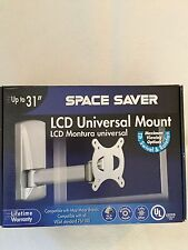 LCD Universal TV Mount Space Saver