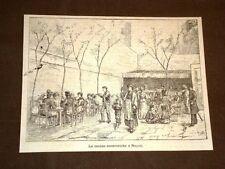 Le cucine economiche a Napoli nel 1884 Cucina economica