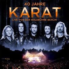 KARAT 40 Jahre Live Von Der Waldbühne Berlin 2CD 2015 * NEU