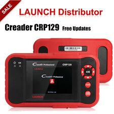 LAUNCH Creader CRP129 OBD2 Diagnostic Scanner Transmission ABS Airbag Oil Reset
