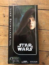 Sideshow orden de los caballeros Jedi Luke Skywalker Jedi Knight afssc 1022