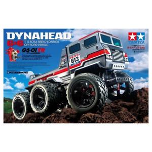 Tamiya 58660 Dynahead 6x6 1/18 Off-Road & Crawling RC Truck New