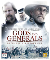 Gods and Generals Extended Directors Cut Blu Ray