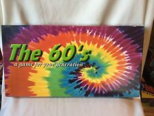 2013) The 60'S  A Game For Your Generation COMPLETE Monopoly Late for the Sky