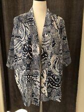 Lululemon Casbah Wanderlust Kimono Reversible Sz Small