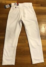 NEW Majestic Baseball Pants Men's Large New With Tags