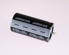 7x 4700uF 80V Snap In Mount Electrolytic Capacitor 4700mfd 80VDC 80 Volts 85C