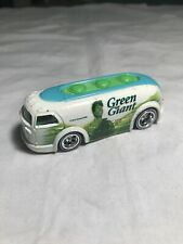 2011  Mattel Haulin Gas Hotwheels Green Giant Bus