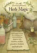 Herb Magic DVD by Scott Cunningham! pagan wicca witch