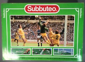 Subbuteo Football 60140 80's Club Set Edition Coventry v Everton Front Picture