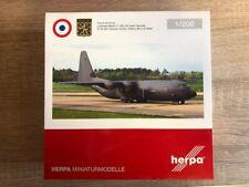 Herpa 559522 - 1/200 French Air Force Lockheed Martin C-130J-30 Super Hercules
