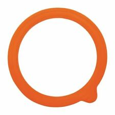 More details for olympia spare seals ck939 in orange - silicone - attach between lid and base