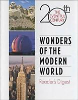 Wonders of the Modern World Hardcover Robert Dolezal