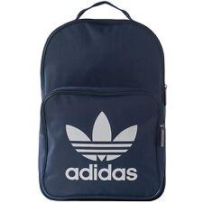 9254cbf922 Genuine adidas Classic Trefoil Backpack Navy BK6724 Post