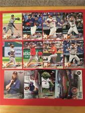 2018 Topps Opening Day Houston Astros Master Team Set 13 Cards Inserts