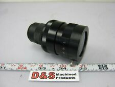 C Mount Machine Vision Lens 50mm 1:1.8 w/25mm Extension & Darkening Filter
