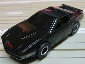 For H0 Slotcar Racing Model Railway Firebird Trans At Xtraction Chassis with Ovp
