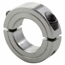 Climax Metal Products 2C-075-A Shaft Collar,Clamp,2Pc,3/4 In,Aluminum