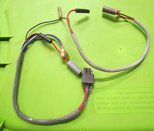 Rickman NOS Zundapp 125 Six day Light Wiring Harness Loom p/n R024 05 043 #3