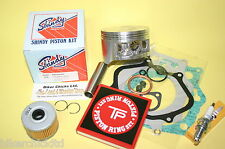 95-04 TRX400FW Top End Kit Piston, Rings, Gaskets, Oil Filter & Plug  STD. 86mm
