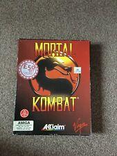 Mortal Kombat Amiga Big Box