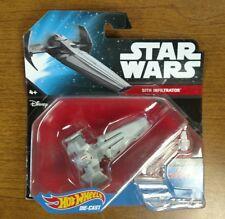 Star Wars Hot Wheels Starships Sith Infiltrator #23