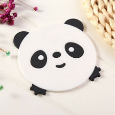 1 Piece Lovely Silicone Animal Table Heat Resistant Mat Coffee Cup Pad Coasters