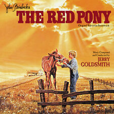 The Red Pony - Complete Score - Limited 3000 - Jerry Goldsmith