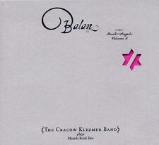 CRACOW KLEZMER BAND BALAN DIGIPAK CD NEW