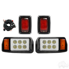 Club Car Ds Turf Carryall Oe Factory Style Headlight Taillight Kit with Harness