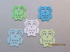 OWL--------#20-------Punchies------Cricut Die Cuts-----Ships Worldwide