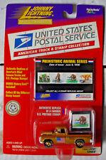 Johnny Lightning *White Lightning* United States Postal Service 1955 Chevy Cameo