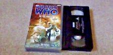 DOCTOR WHO THE TIME MONSTER UK PAL VHS VIDEO 2001 Jon Pertwee Roger Delgado
