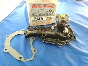 Mopar Water Pump 2863063 Slant 6 cyl 1960-87 Chrysler Dodge Plymouth 170-225 ci