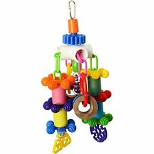 Parrot Pet Bird Toy Super Bird Large 4 Way Fun