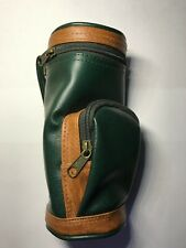 "Cigar Case Golf Bag Humidor 8"" Tall"