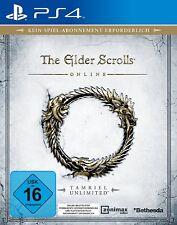 The Elder Scrolls Online: Tamriel Unlimited STEELBOOK(Sony PlayStation 4, 2015)