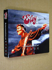 2CD Eloy Reincarnation on Stage 2014 digipack Artist Station Records
