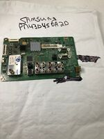 SAMSUNG Main Board BN96-19469A for model PN43D450A2DXZA and others; XLNT