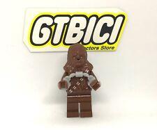 LEGO STAR WARS MINIFIGURA `` CHEWBACCA ´´ Ref 9516 ORIGINAL 100X100 LEGO