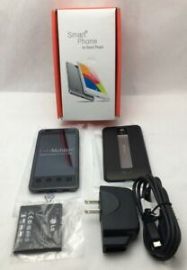 T Mobile Google Lg Smat Phone (sim Card Required) Open Box Charger Included