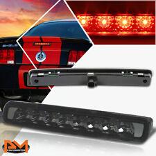 For 05-09 Ford Mustang Full LED Third 3RD Tail Brake Light Stop Lamp Bar Smoked