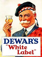 ADVERT DRINK ALCOHOL WHISKY SCOTCH CLAN CHIEF UK ART POSTER PRINT LV152