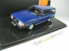 VOLVO 240 POLAR 1988 1/43 IXO (BLUE)